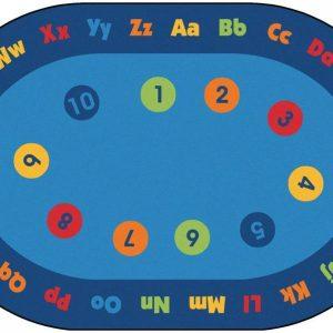 Circletime Learning Rug