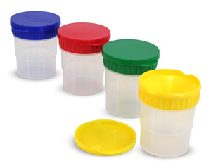 Spill Proof Cups