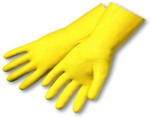Yellow Glove