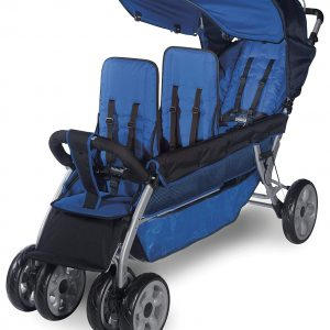 3 Seated Stroller